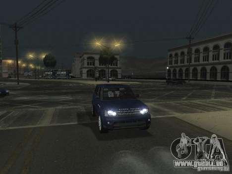 ENBSeries v 2.0 für GTA San Andreas achten Screenshot