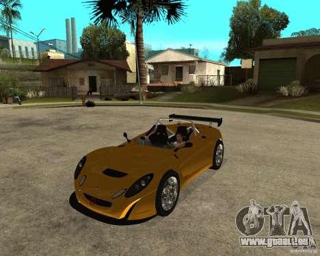 Lotus 2-Eleven für GTA San Andreas
