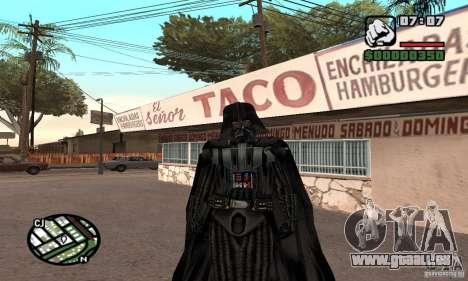 Darth Vader pour GTA San Andreas