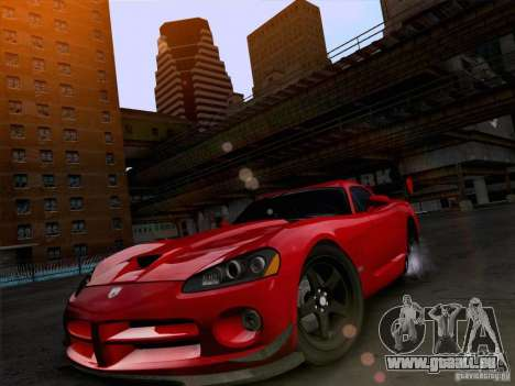 Realistic Graphics HD 3.0 für GTA San Andreas