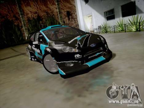 Ford Fiesta RS pour GTA San Andreas