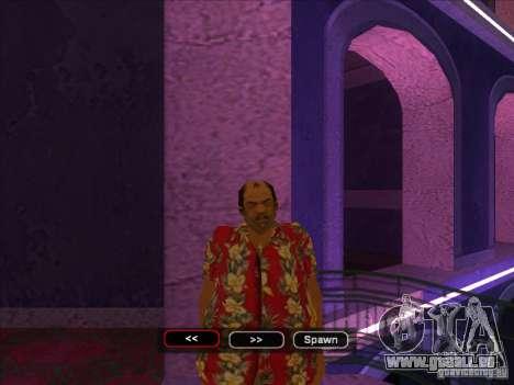 Ricardo Diaz pour GTA San Andreas