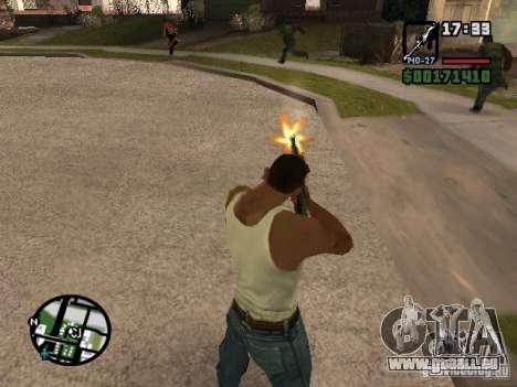 ID des CS 1.6 für GTA San Andreas zweiten Screenshot