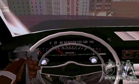 Moskvich 412 für GTA San Andreas Seitenansicht