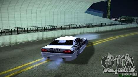 Elegy by LeM pour GTA San Andreas laissé vue