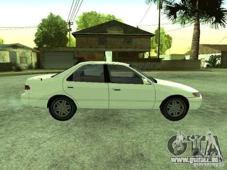 Toyota Camry 2.2 LE für GTA San Andreas rechten Ansicht