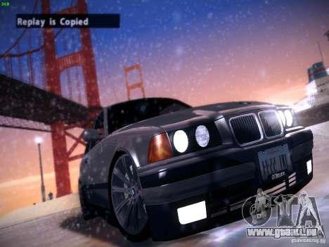BMW M3 E36 320i Tunable pour GTA San Andreas