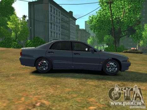 Mitsubishi Diamante v2.0 für GTA 4 linke Ansicht