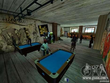 Mod Beber Cerveja V2 für GTA San Andreas zehnten Screenshot