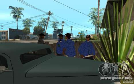 Crips 4 Life pour GTA San Andreas septième écran