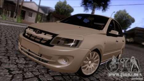 VAZ 2190 Granta pour GTA San Andreas