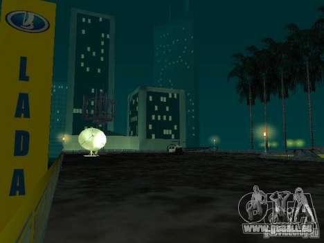 Neuer Showroom in San Fierro für GTA San Andreas achten Screenshot