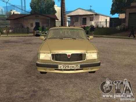 GAZ 3110 für GTA San Andreas