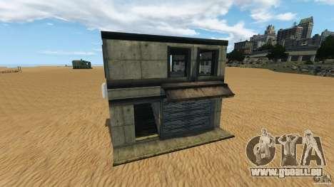 Wüste Gobi für GTA 4 Sekunden Bildschirm
