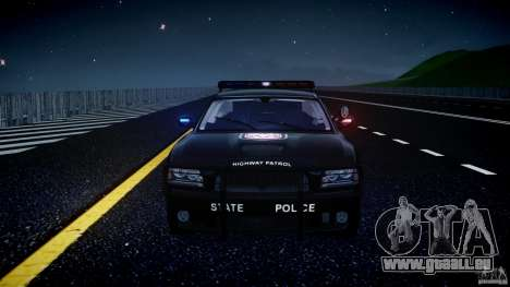 Dodge Charger NYPD Police v1.3 pour le moteur de GTA 4