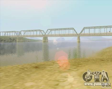 New Playable ENB Series für GTA San Andreas neunten Screenshot