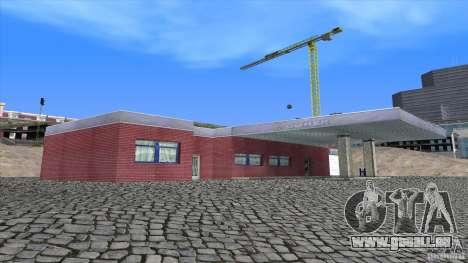 Nouvelles textures des maisons et garages pour GTA San Andreas sixième écran
