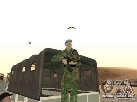 DIE PKK für GTA San Andreas her Screenshot