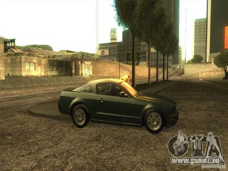ENB v1 by Tinrion für GTA San Andreas fünften Screenshot