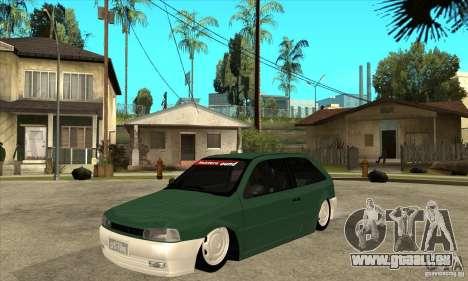 Volkswagen Gol v1 pour GTA San Andreas