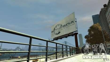 New gas station pour GTA 4 secondes d'écran