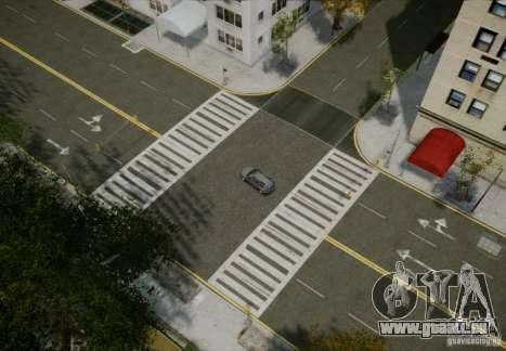 HD Roads pour GTA 4 troisième écran