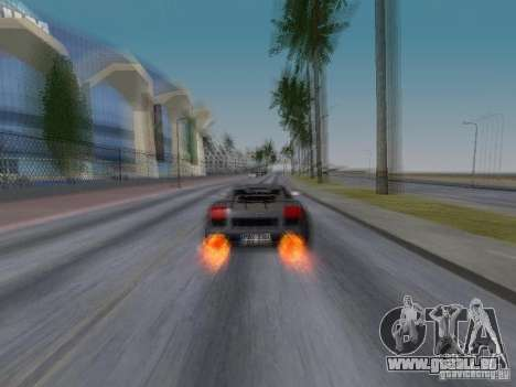 Race for NFS pour GTA San Andreas troisième écran