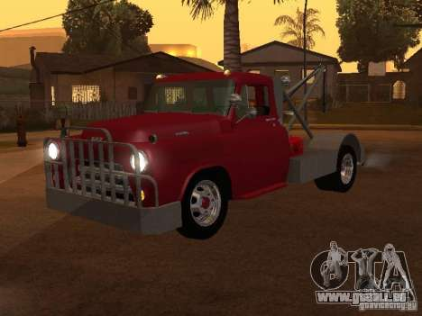 Dodge Towtruck pour GTA San Andreas