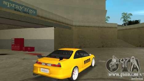 Honda Accord Coupe Tuning pour une vue GTA Vice City de la droite