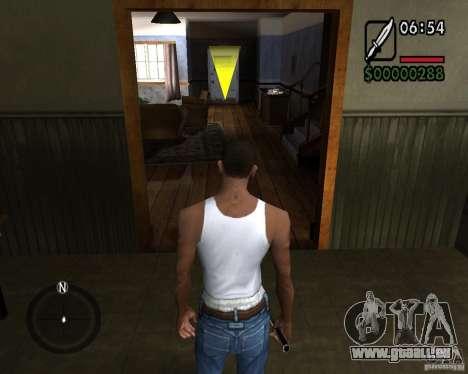 NewFontsSA 2012 für GTA San Andreas fünften Screenshot