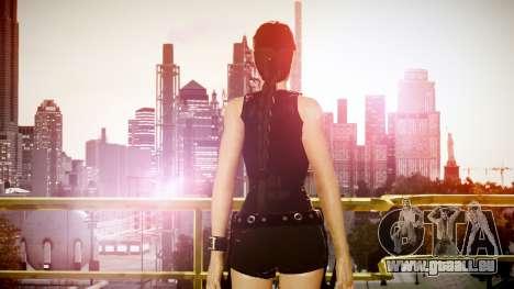 Angelina Jolie (Tomb Raider) für GTA 4 weiter Screenshot