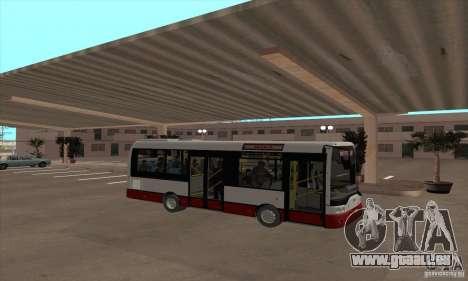 Bus Open Components V3.0 pour GTA San Andreas deuxième écran