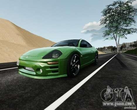 Mitsubishi Eclipse GT-S für GTA 4