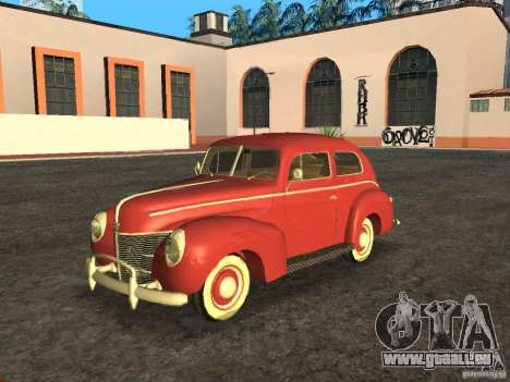 Ford 1940 v8 pour GTA San Andreas