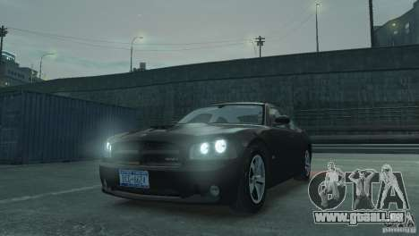 Dodge Charger 2007 SRT8 für GTA 4