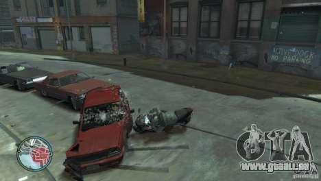Super Bikes pour GTA 4 sixième écran