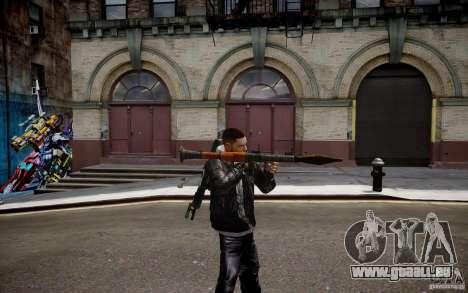 RPG-7 von MW3 für GTA 4