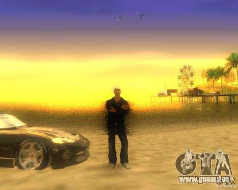 Modification graphique globale pour GTA San Andreas sixième écran