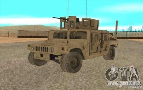 Hummer H1 Military HumVee für GTA San Andreas