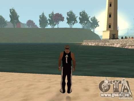 Choisissez n'importe quel temps pour GTA San Andreas sixième écran