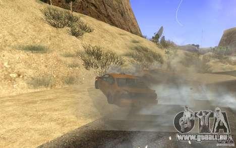 Fix Auto comme dans Mafia 2 (v1.2) pour GTA San Andreas troisième écran