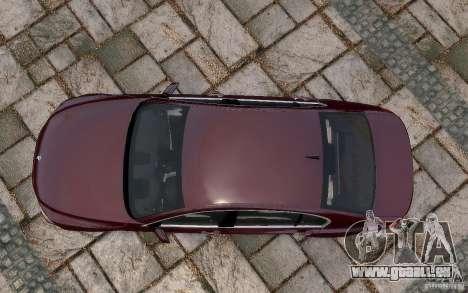 BMW 760Li 2011 pour GTA 4 est une vue de dessous