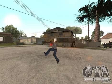 Awesome .IFP V3 für GTA San Andreas dritten Screenshot