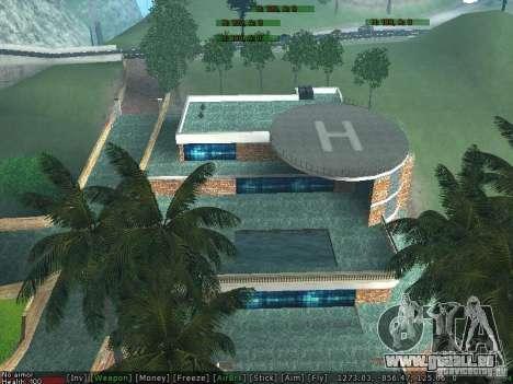 Neue Villa Med-Dogg für GTA San Andreas fünften Screenshot