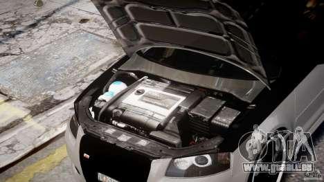 Audi S3 für GTA 4 Seitenansicht