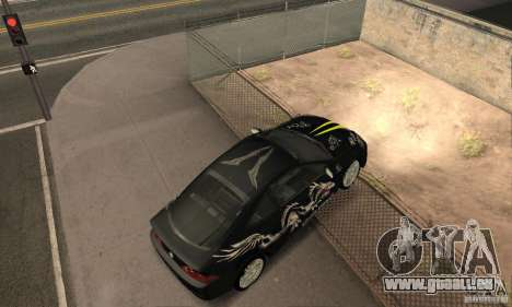 Acura RSX New pour GTA San Andreas moteur
