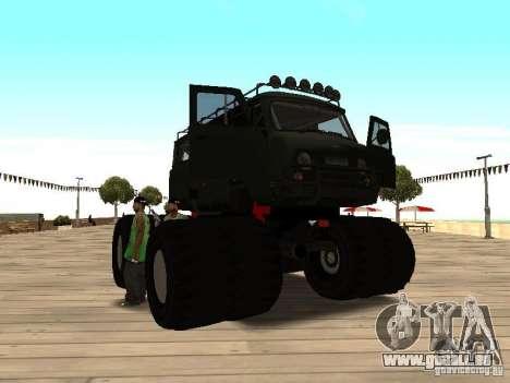 Uaz Monster pour GTA San Andreas