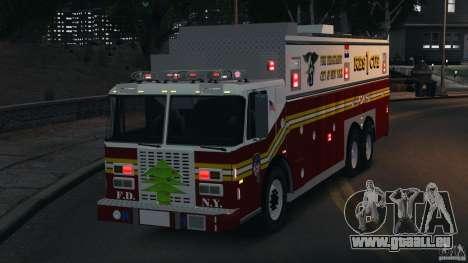 FDNY Rescue 1 [ELS] für GTA 4 Seitenansicht