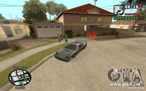 New CJs House pour GTA San Andreas