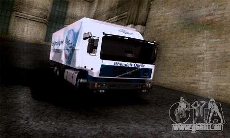 Volvo F10 pour GTA San Andreas